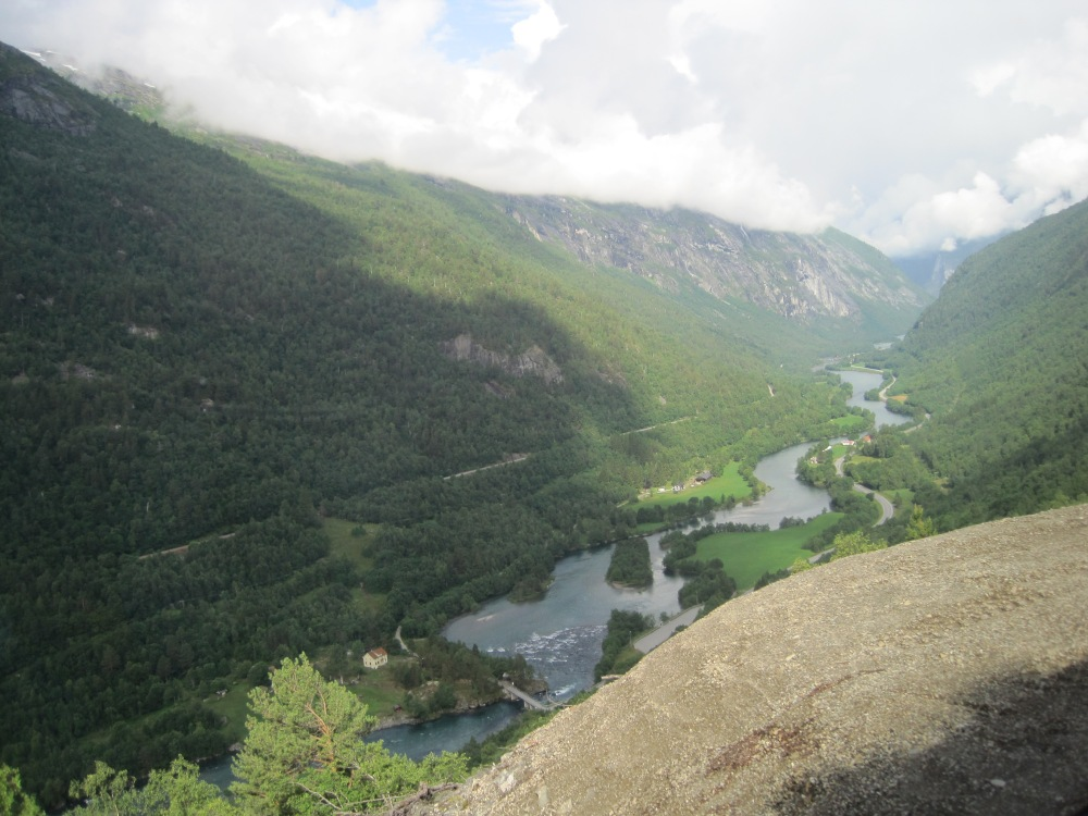 31 July 2012 – Andalsnes (pronounced Ondulsnes) (1/2)